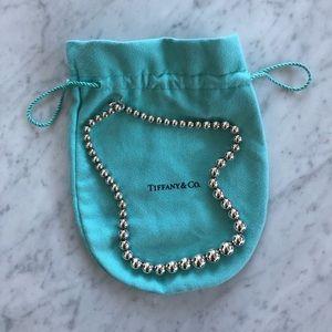 Tiffany & Co HardWear Graduated Ball Necklace